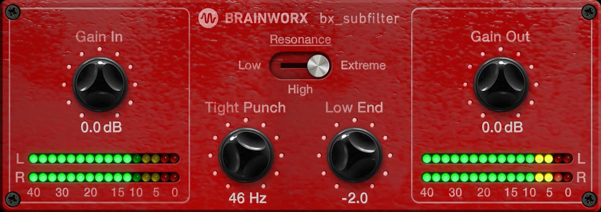 bx_subfilter - Brainworx